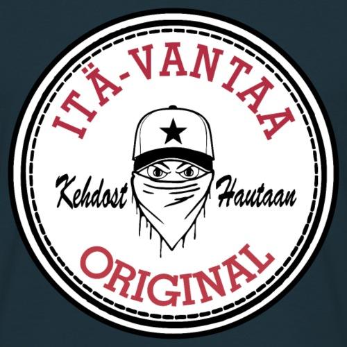 Itä-Vantaa Original - Miesten t-paita