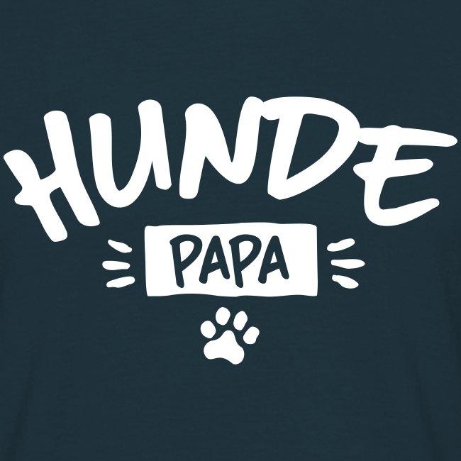 Vorschau: Hunde Papa - Männer T-Shirt