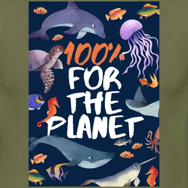 100% for the planet