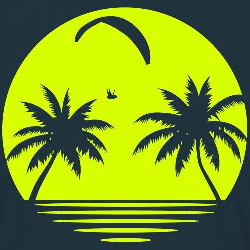 Paragliding Beach - Männer T-Shirt