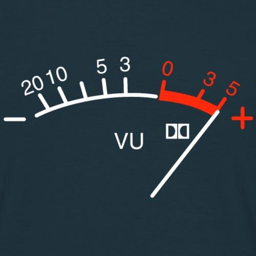 VU Simple Meter - Men's T-Shirt