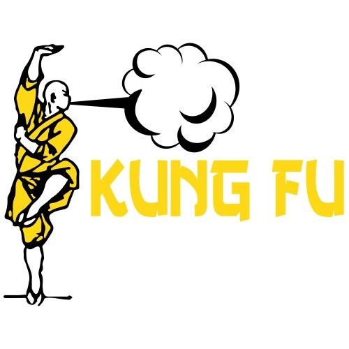 Vape T-shirt KungFu vaping - T-shirt Homme