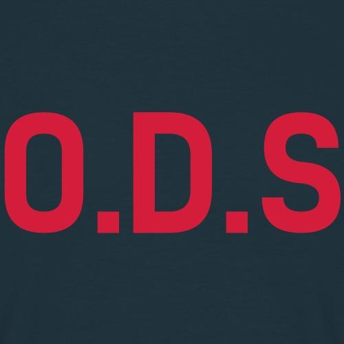 ODS tekst - T-skjorte for menn