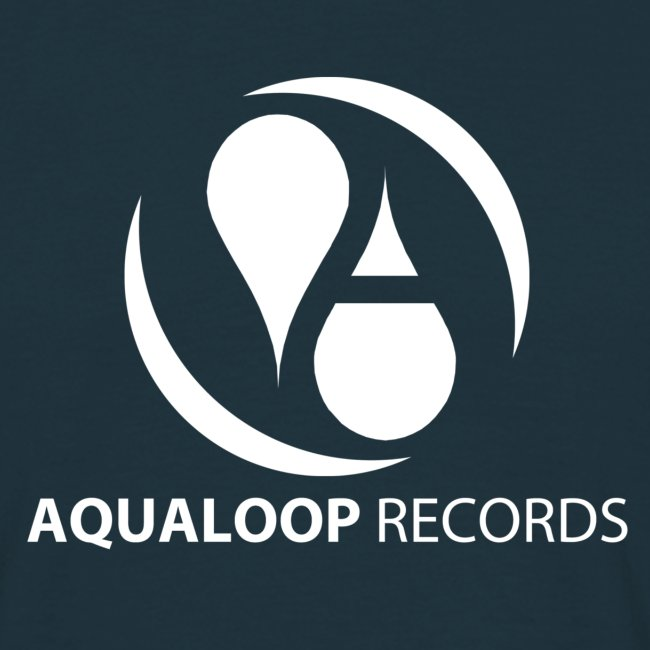 """""""Aqualoop Records"""" Unisex Hoodie"""