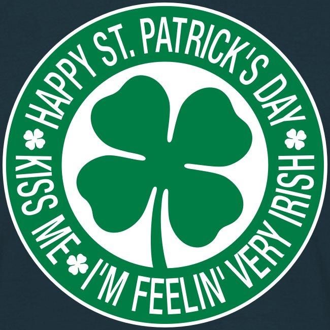 Kiss Me Im Feelin Very Irish
