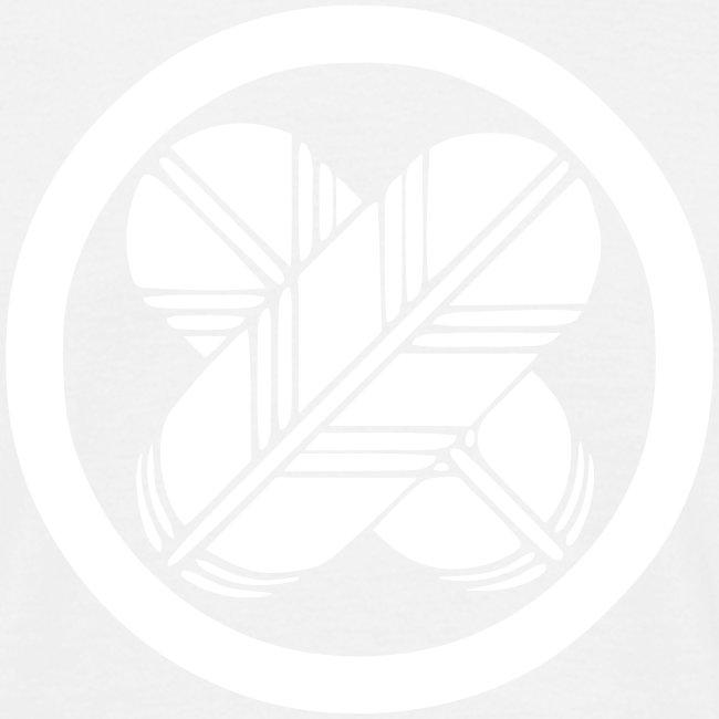 Japanese Family Crest Takanoha