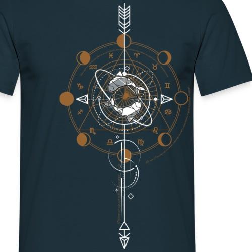 GEOMETRIC POISSONS - T-shirt Homme