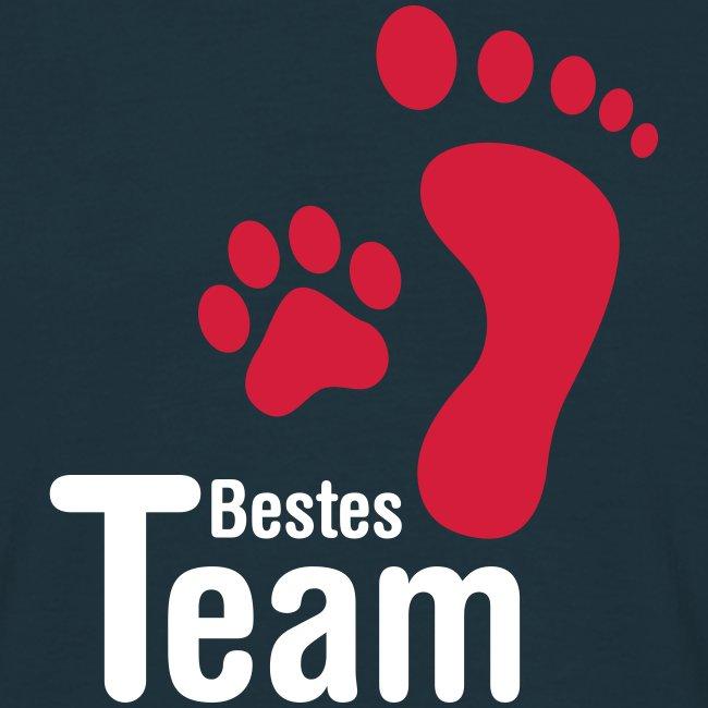 Vorschau: Bestes TEAM - Männer T-Shirt