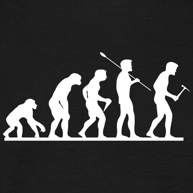 Le géologue selon Darwin