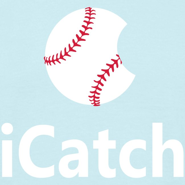 "Baseball Logo ""iCatch"""
