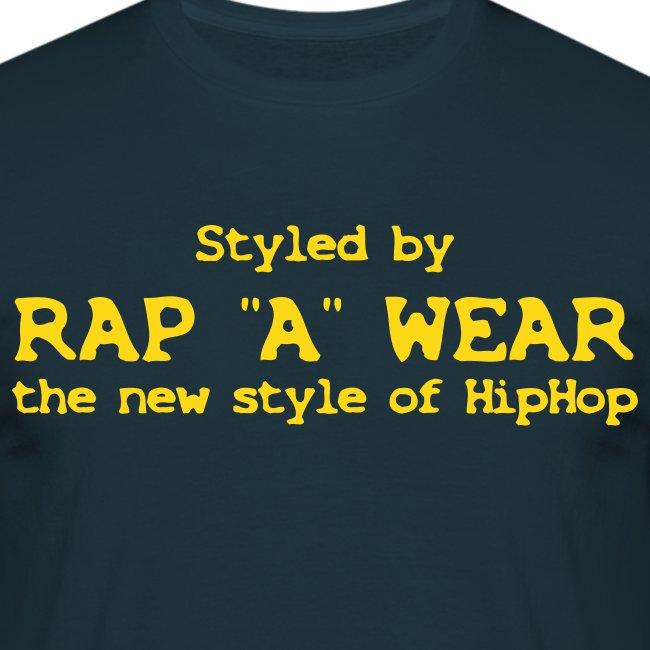 RAP A WEAR Logo