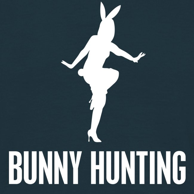 BUNNY HUNTING WHITE