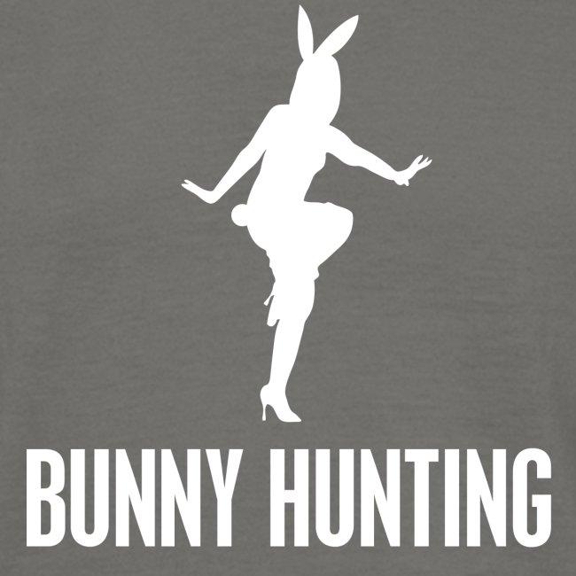 BUNNY HUNTING WHITE
