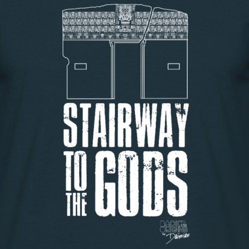 Stairway to the Gods - T-shirt Homme