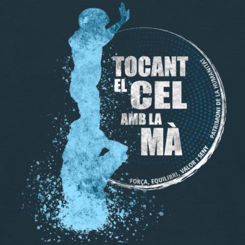 Samarreta Castellers - Camiseta hombre