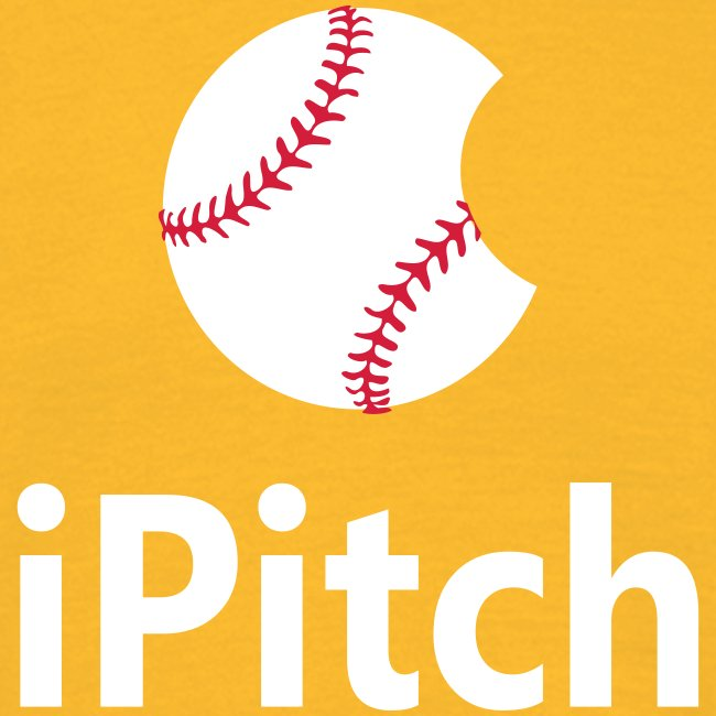 "Baseball Logo ""iPitch"""