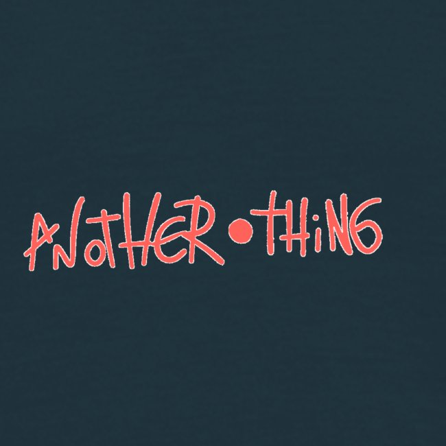 another thing logo letter