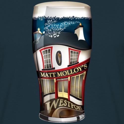 Matt Molloy s Westport - Men's T-Shirt