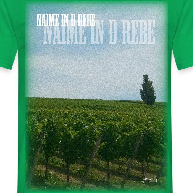 Naime in d Rebe