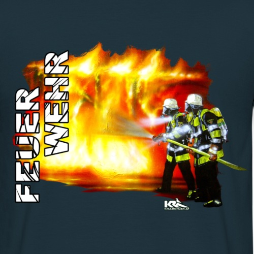 BFM Feuerwehr - Männer T-Shirt