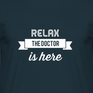 Relax Doctor Design - Men's T-Shirt