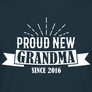 Grandma since 2016 Gift - Men's T-Shirt