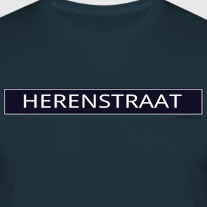 Herenstraat - Mannen T-shirt