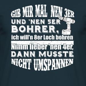 suchbegriff bohr t shirts spreadshirt. Black Bedroom Furniture Sets. Home Design Ideas