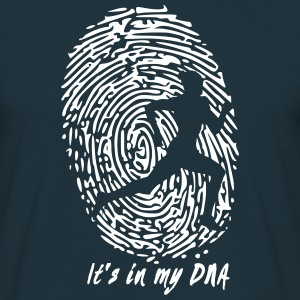 Running: It's in my DNA - Men's T-Shirt