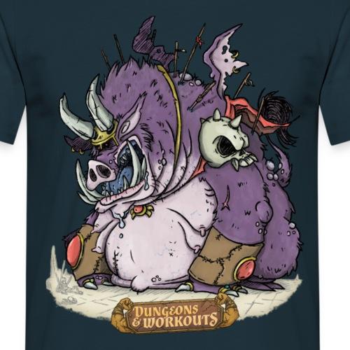 Der Schweinhund - Männer T-Shirt