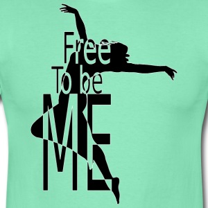 FREE_TO_BE - Men's T-Shirt