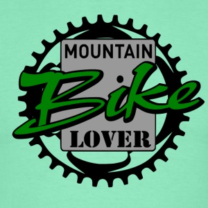Mountainbike Lover - Männer T-Shirt