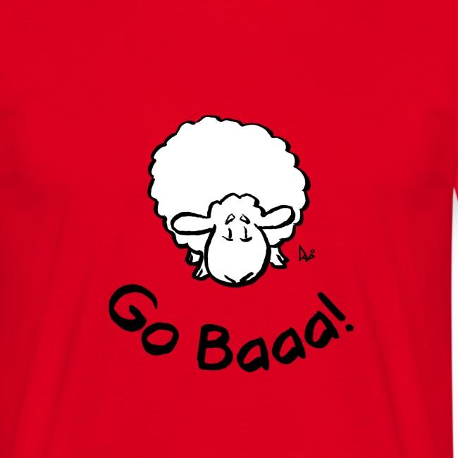 Schafe gehen Baaa!