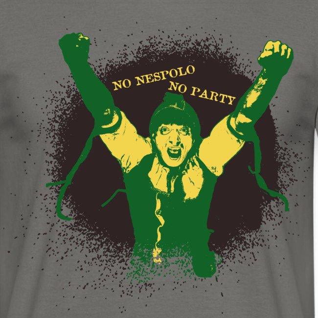 No Nespolo No Party