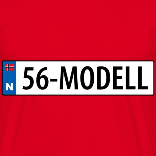 56-modell kjennemerke