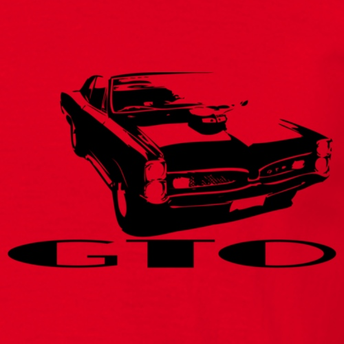 gto small - Herre-T-shirt