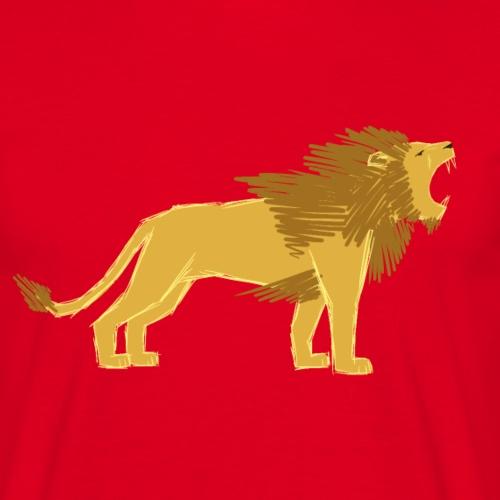 Roaring Lion - Men's T-Shirt