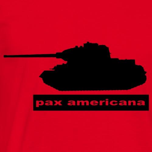 naken paxamericana ny - T-shirt herr