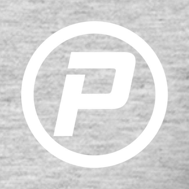 Polaroidz - Small Logo Crest | White