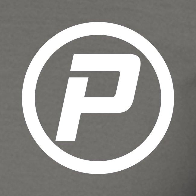 Polaroidz - Small Logo Crest   White