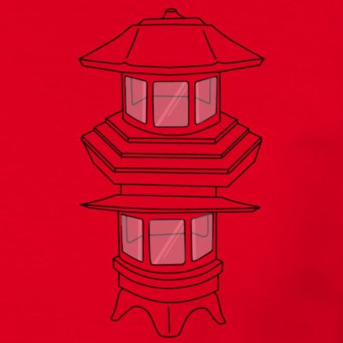 temple - T-shirt Homme