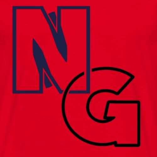 NitroGaming logo - Men's T-Shirt
