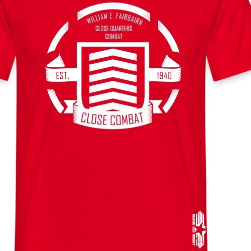 final cc logo sw - Männer T-Shirt
