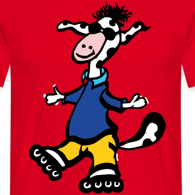 Cowly Skate Top