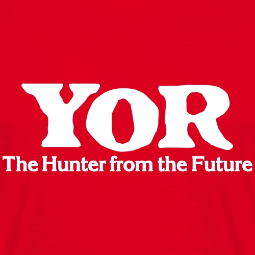 Yor the Hunter from the Future - Mannen T-shirt