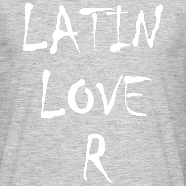 Latin Love R T-Shirts