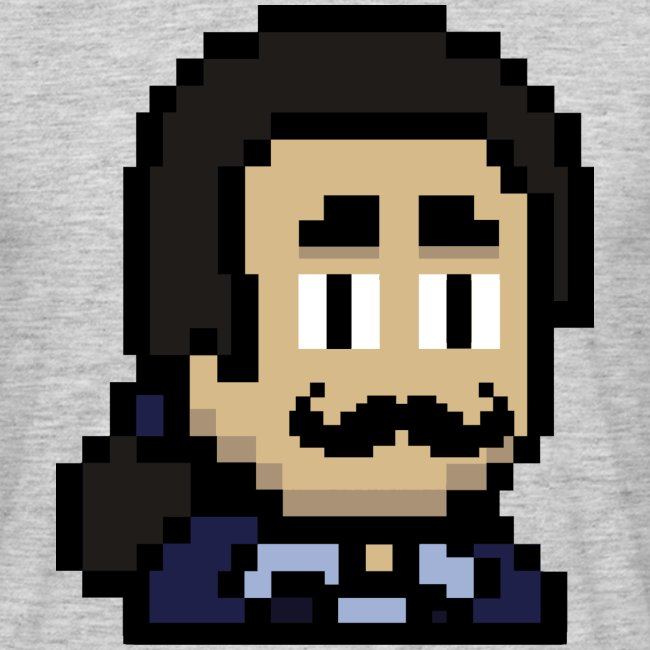 Masud mustache