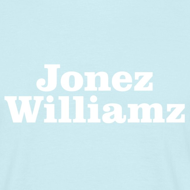 jonez williamz white