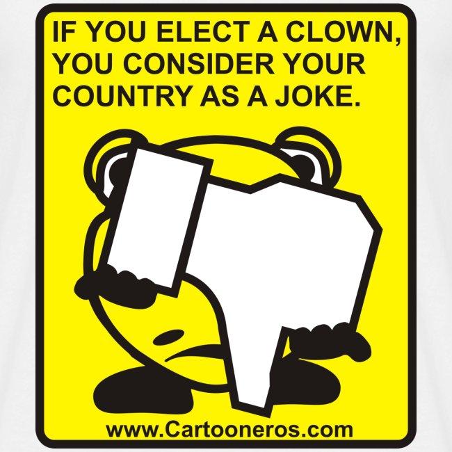 Don t Elect Clowns