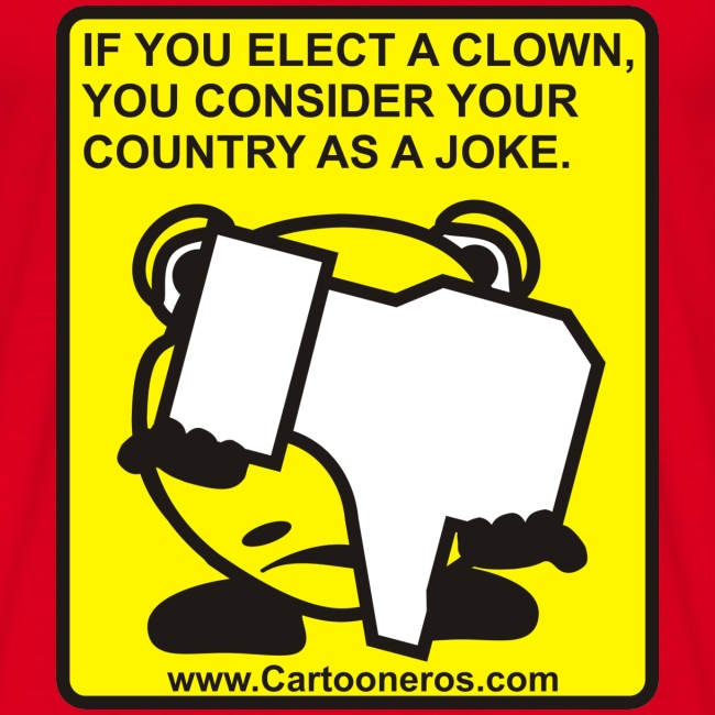 Don t Elect Clowns